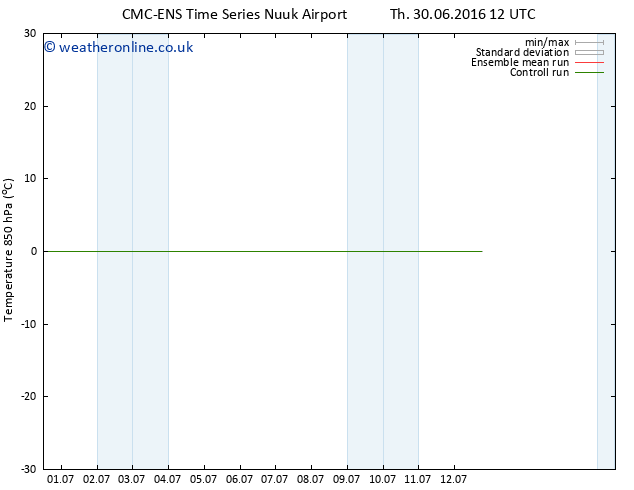 Temp. 850 hPa CMC TS Tu 12.07.2016 18 GMT