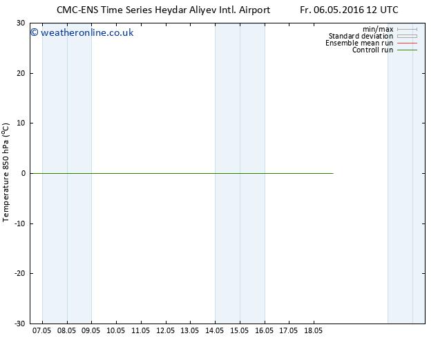 Temp. 850 hPa CMC TS Tu 10.05.2016 18 GMT