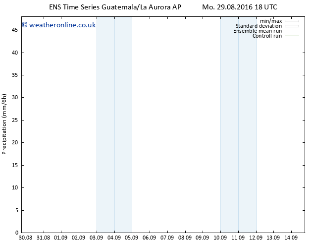 Precipitation GEFS TS Su 11.09.2016 18 GMT